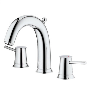 High End Split Style Rotatable Handle Designed Bathroom Faucet