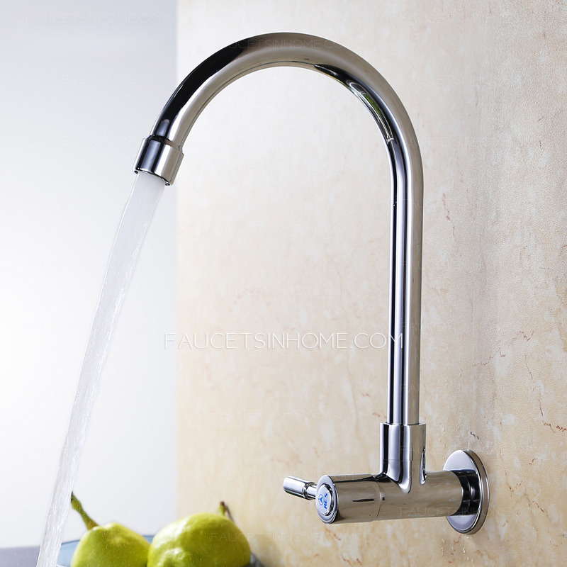 pictures show wholesale wall mount kitchen faucet