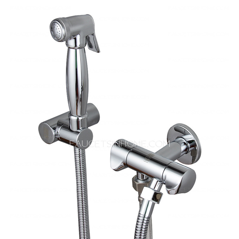 High End Cold Water Only Wall Mount Bidet Faucet