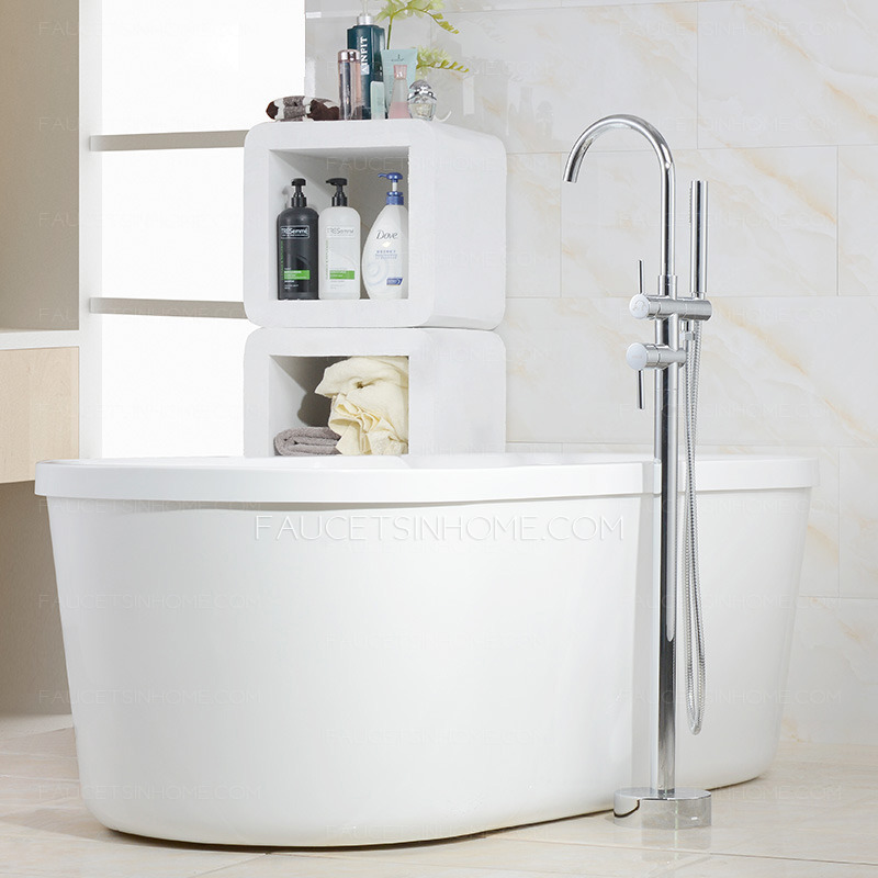 Mounted Bathtub Shower Faucet Tips for More Contemporary Look of your Bathroom