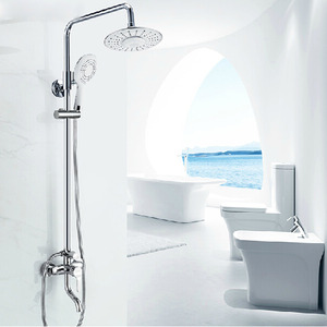 Designed Bluetooth Intelligent Musical Top Shower Faucet