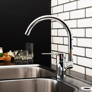 Best Rated Copper High Arc Kitchen Sink Faucet Sale