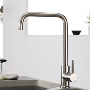 Advanced Stainless Steel Brushed Kitchen Sinks And Faucets