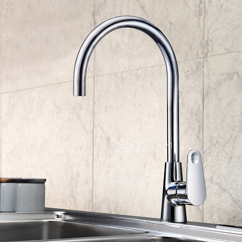 new arrival rotatable thick kitchen faucet on sale