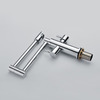 High End Copper Rotatable Folding Kitchen Pot Filler Faucets