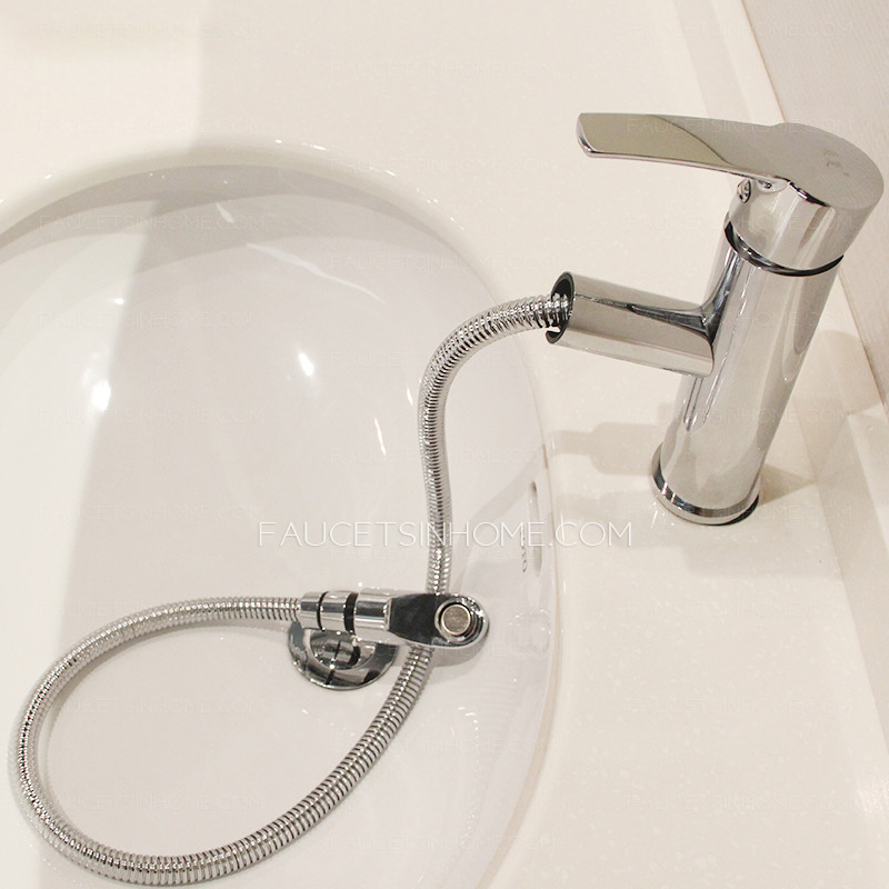 Captivating 20+ Bathroom Faucet Sprayer Design Ideas Of Pull Out ...