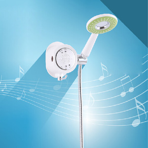 Simple Design Music Bluetooth Shower Faucet System