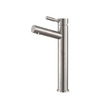 Expensive Heightening Stainless Steel Bathroom Vessel Sink Faucet