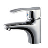 Radian Designed Copper One Handle Basin Faucets For Bathroom