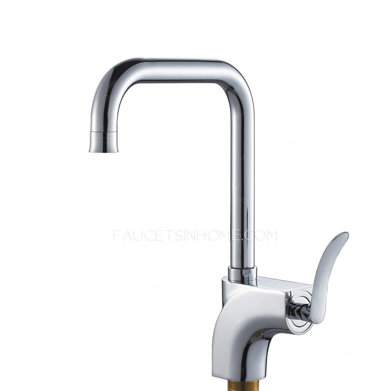 Clearance Bathroom Faucets : Bathroom Sink Faucets > Clearance Copper Single Handle Kitchen Faucets ...