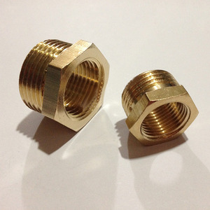 G1/2 Male x 3/8 Female Brass Conversion Thread
