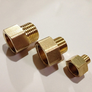 G1/2 Male x G3/4 Female Brass Conversion Thread