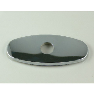 G1/2 Water Hose Stainless Steel Cover Deck Plate