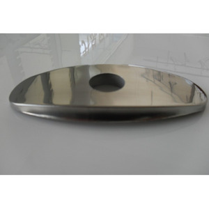 Stainless Steel G3/4 Deck Cover Plate