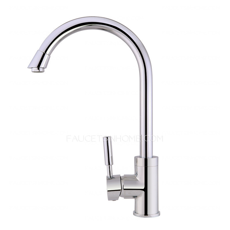 inexpensive brass rotatable leading free kitchen faucets inexpensive faucets modern small powder room design
