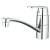 Expensive Brass Low Spout Single Hole Single Handle Kitchen Faucets