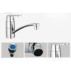 Expensive Brass Low Spout Single Hole Single Handle Kitchen Faucets