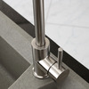 Environmental Stainless Steel Brushed Nickel Kitchen Faucets