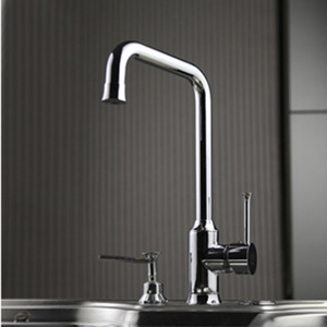 Beat 360 Degree Rotatable Seven Shaped Kitchen Faucets Single Handle