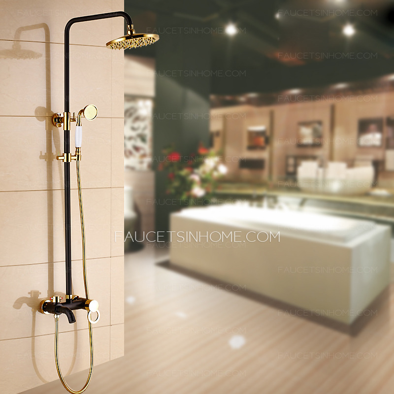 Round Shower Mats Non Slip