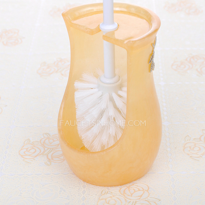 Discount Decorative Yellow Floral Lighthouse Ceramic