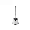 Novelty Lighthouse Chrome Toilet Brush And Holder Freestanding