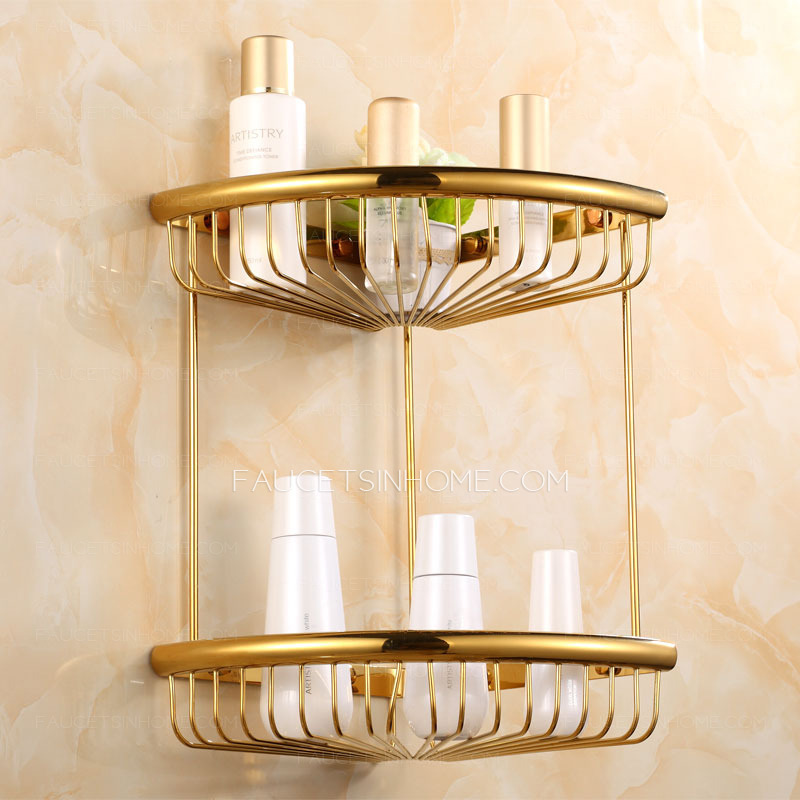 Fantastic  Bathroom Wall Shelves Hangers Small Storage Boxes And So On For