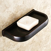 Oil Rubbed Bronze Metal Shower Soap Dishes For Bathroom