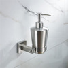 304 Stainless Steel Wall Mount Hotel Soap Dispensers