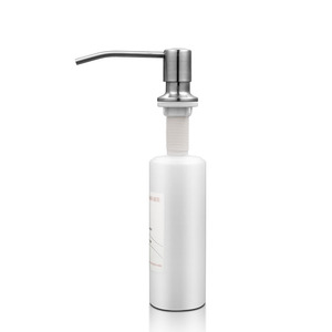 Kitchen Sink Soap Dispenser Plastic Bottle