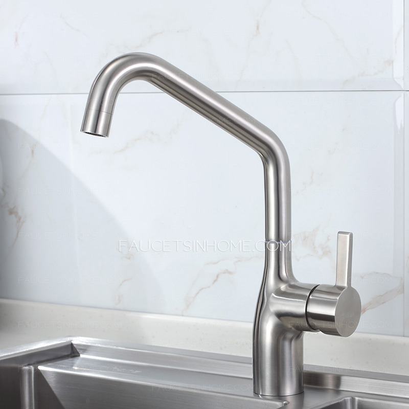 High End Kitchen Faucets : Kitchen Faucets > High End Rotatable Stainless Steel Kitchen Faucets ...