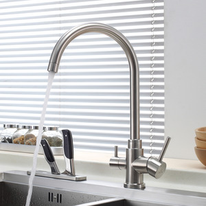 advanced stainless steel kitchen faucet for drinking water - Kitchen Faucet