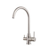 Advanced Stainless Steel Dual-Rotatable Kitchen Faucet For Drinking Water