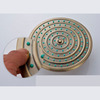 Classical Antique Brass Outdoor Shower Head And Faucets