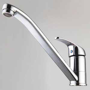 Cheap Brass Lengthening Spout Single Handle Kitchen Faucets