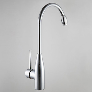 Contemporary Brass Rotatable Heightening Kitchen Sink Faucets