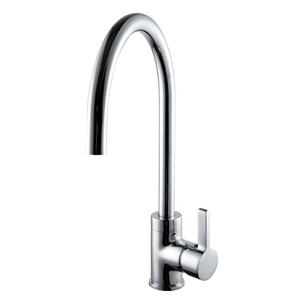 Best Brass Single Hole Rotatable Kitchen Faucet Single Handle
