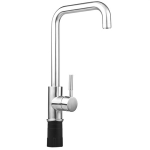 Affordable Seven Shaped 304 Stainless Steel Kitchen Faucets