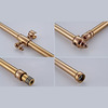 Advanced Rose Gold Outdoor Bathroom Shower Heads And Faucets