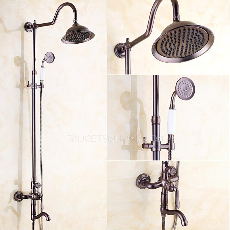 European Style Oil Rubbed Bronze Bathroom Outside Shower