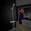 Good Stainless Steel Wall Mount Tub And Shower Faucets