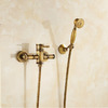 Affordable Brass Antique Bathroom Hand Shower Faucets