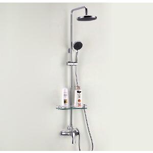 Best Brass Top And Hand Held Bathroom Outdoor Shower Faucets