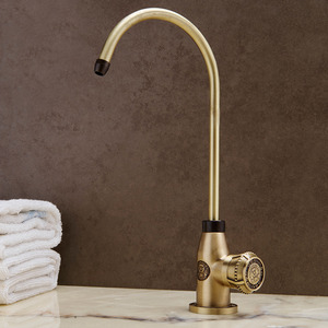Professional Bronze Kitchen Sink Faucets For Drinking Water