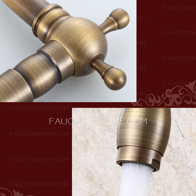 Affordable Brass Rotate 360 Degree Old Kitchen Sink Faucets