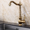 Top Rated European Design Brass Kitchen Sink Faucets
