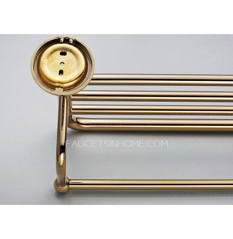 bathroom towel shelves wall mounted taozun towel shelf. Black Bedroom Furniture Sets. Home Design Ideas