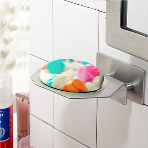 Cheap Stainless Steel Metal Soap Dishes With Drainage