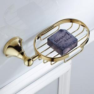Best Quality Brass Bathroom Wall Mounted Wire Soap Dishes