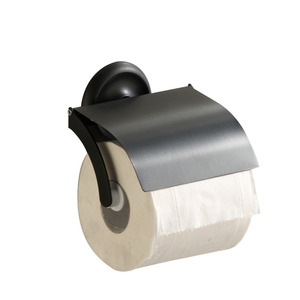 Decorative Bathroom Black Oil Rubbed Bronze Toilet Paper Holders